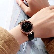 цены fashion women watches Ladies quartz watch leather band brown black Retro Student Wrist Watch female vintage watch gift for girls