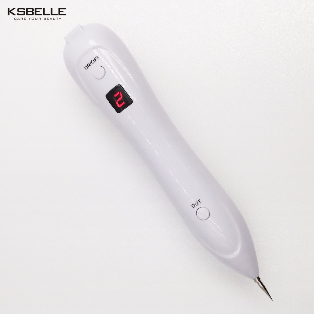 Mole Removal Pen Spot Tattoo Remover Pen For Tag Nevus Freckles Dark Spot Birth Mark Skin Pigmentation Age Spots beauty Machine linlin laser freckle removal machine skin mole dark spot remover for face wart tag tattoo remaval pen salon home beauty care