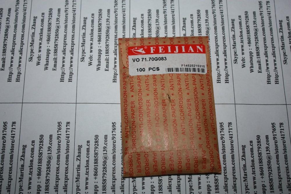 Lonati GL642 GL472K Scoks Machine FeiJian Needles VO 71.70G081 / VO 71.70G082 / VO 71.70G083