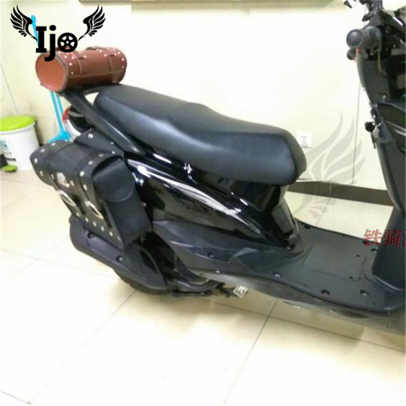 Novo Estilo Universal Motocicleta Alforje Alforje de