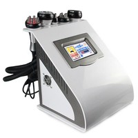 2019 новейший! 40 к ультразвуковая липосакция Кавитация лазерная машина для похудения вакуум РФ уход за кожей салонное спа оборудование CE