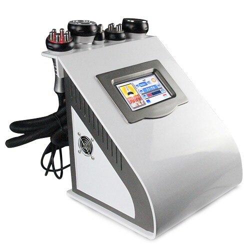 2019 новейший! 40 k ультразвуковая липосакция Кавитация лазерная машина для похудения вакуум RF уход за кожей салонное спа оборудование CE