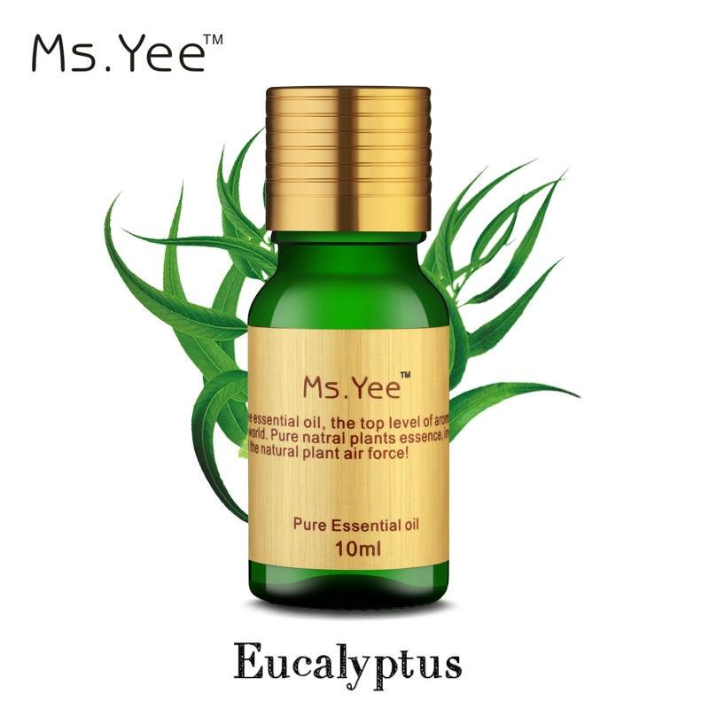 Ulei de eucalipt - Cel mai mare ulei de ulei eucalipt organic certificat organic 100% Pure & Natural Undiluted Therapeutic Grade 10ml