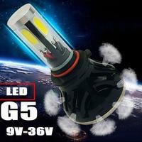 2pcs High Quality 40W G5 Auto Car LED Headlight H4 880 H7 6000K 4000lm High Power