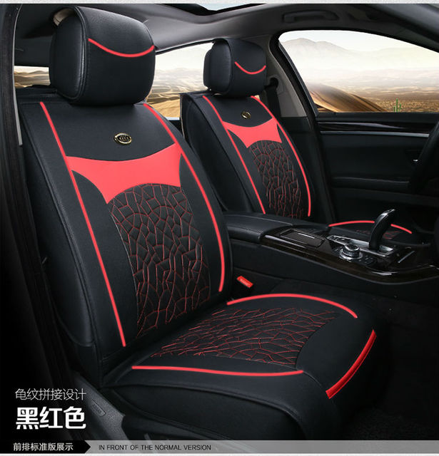 2016 Honda Civic Car Seat Covers
