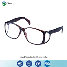 Feng Jing anti x-ray protective lead glasses/ protective glasses goggles/ ray radiation protection glasses Lead glasses