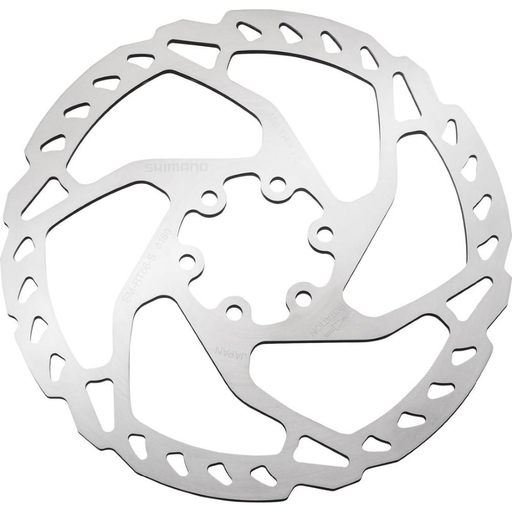 """Цена за DEORE SLX ZEE SM RT66 Тормозные Диски Ваз 160 мм 180 мм 203 мм MTB 6 Болт Тип Дисковые Тормозные Диски 6 """"7"""" 8 """"езда на велосипеде Список Групп Части"""