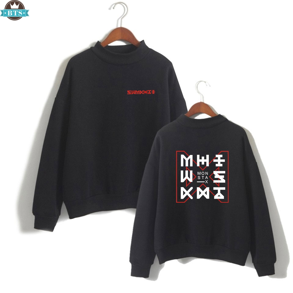 Men's Clothing Strong-Willed Monster-x Sweatshirt Men/women Unisex Female Fans Capless Sweatshirt Hip Hop Printing Rapper Fashion Casual Clothes 2018 New Delaying Senility