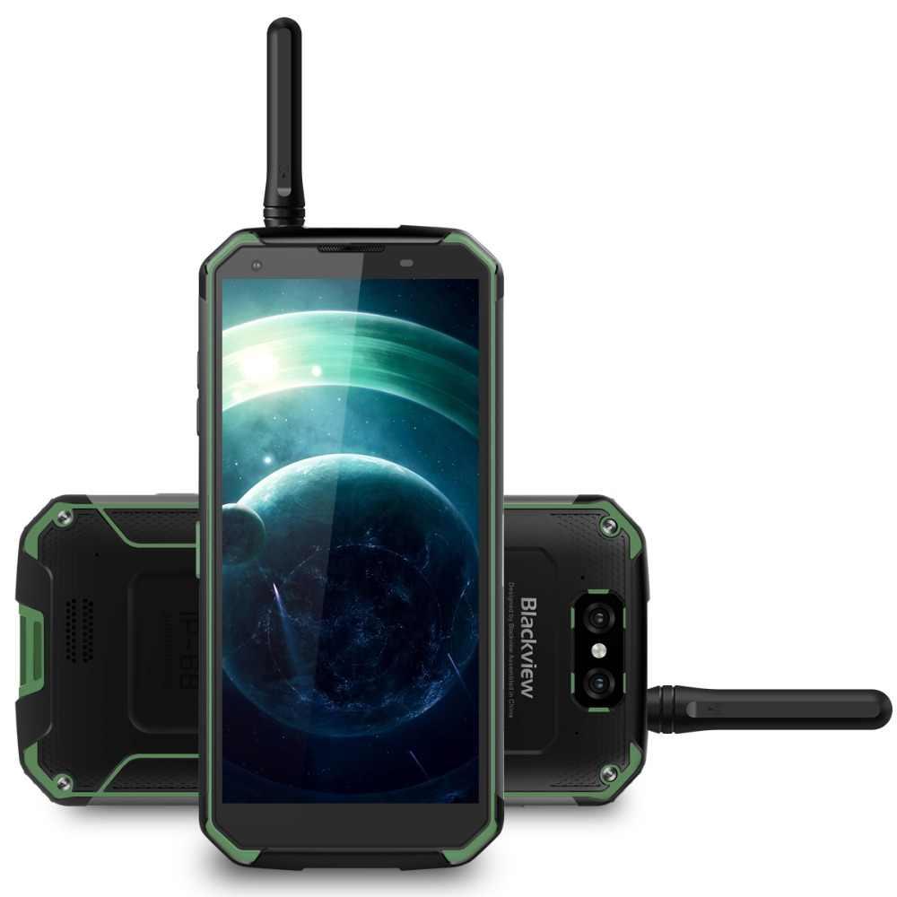 "Blackview BV9500 Pro Водонепроницаемый Walkie Talkie смартфон 6 ГБ ОЗУ 128 Гб ПЗУ Восьмиядерный 5,7 ""FHD 18:9 аккумулятор 10000 мАч мобильный телефон"