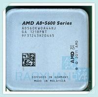 AMD A8 5600K A8 5600 A8 5600K 3.6GHz AD560KWOA44HJ 100W Processor HD 7560D Quad Core Socket FM2