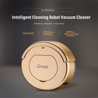 KLiNSMANN Smart Robot Vacuum Cleaner For Home 1000Pa Suction Aspiradora Automatic Cleaning Sweeper Household Aspirator Brand New