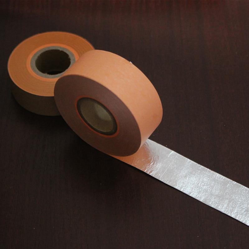 Leaf-Sheet Decoration-Material Imitation Roll of Foil Silver-Leaf Kind 25mmx50m Aluminum