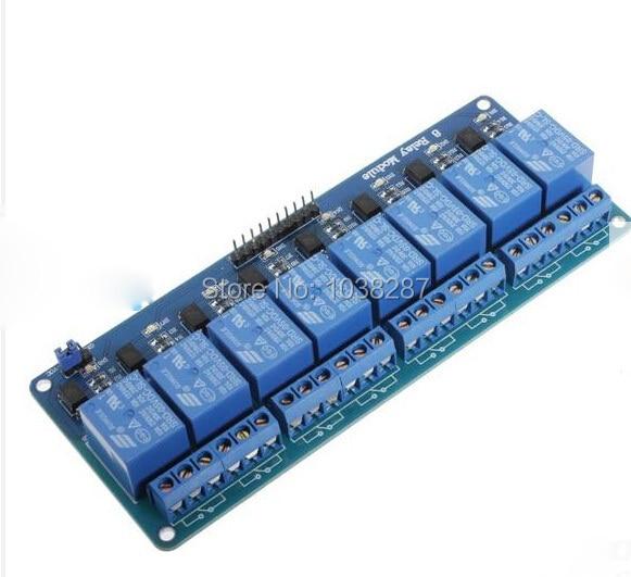 Relais Modul 4-Kanal 10A - Watterott electronic