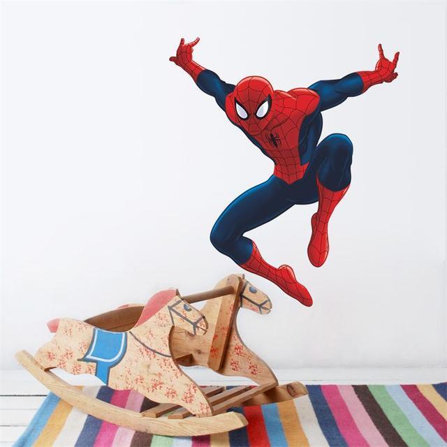 Spiderman Bedroom Wall Sticker