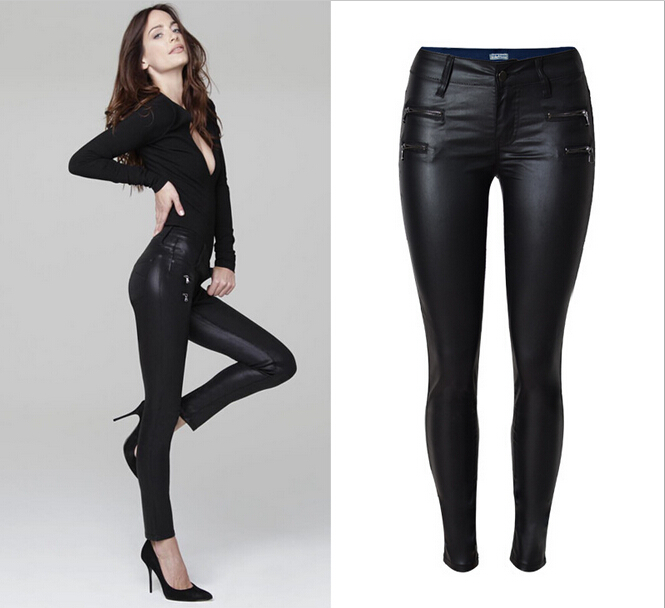 Perfect Like Leathers Leather Pants For Women