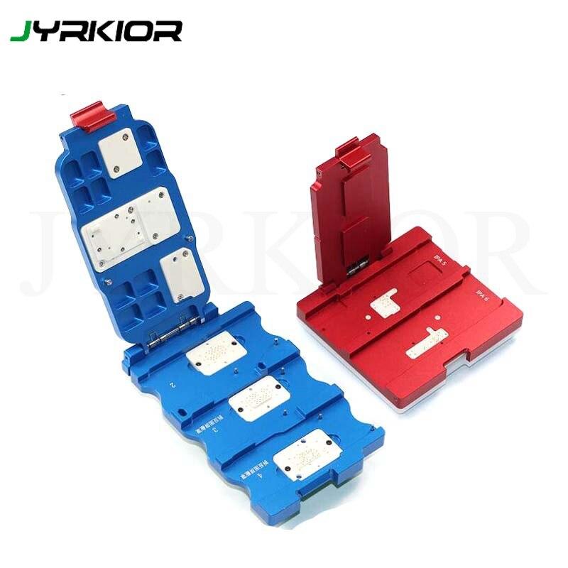 Jyrkior pour iPad 2/3/4 Air 6 pour iPhone 6/6 Plus prise NAND pas besoin de retirer Nand Modul pour PRO3000S Nand programmeur 32/64 bits
