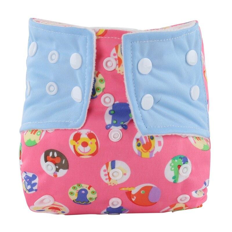 Newborn Washable Baby Cute Cartoon Owl Diaper Cover ...