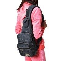 2015 Fashion Men Women Chest Bags Diagonal Package Messenger Shoulder Sport Casual Running Outdoor Back Pack