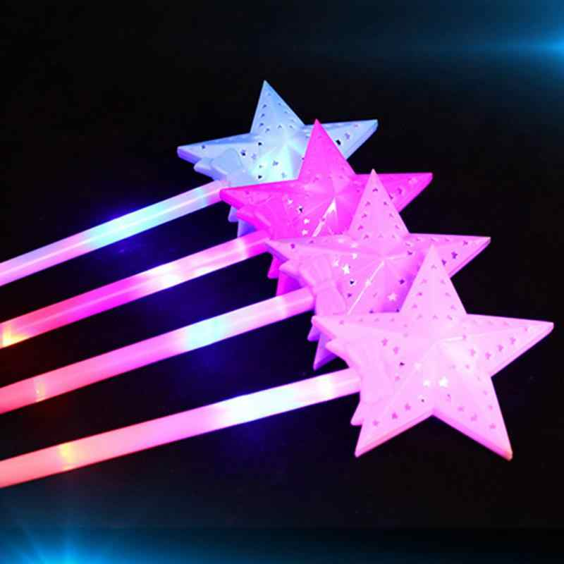 Boy Man Adjustable Extendable Led Glow Stick Sword Light Sticks Concerts Toy Party Glow Wand Weapon Christmas Long Performance Life Costumes & Accessories