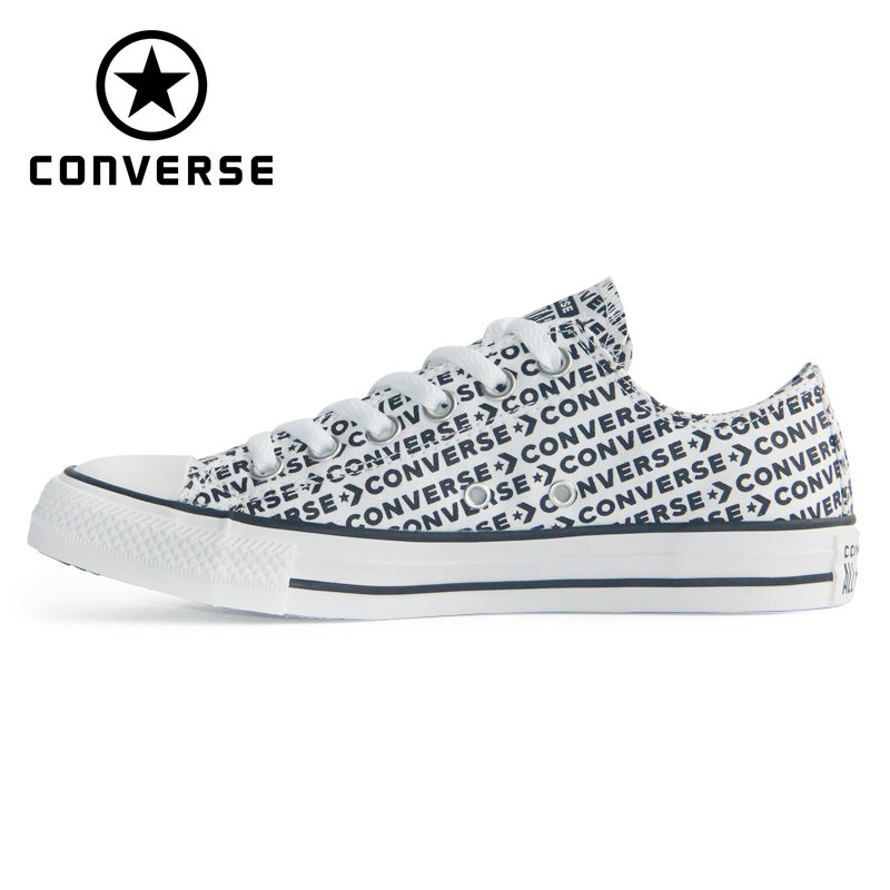 CONVERSE 2019 origina Chuck Taylor All Star uninex sneakers Classic letter style man and woman s