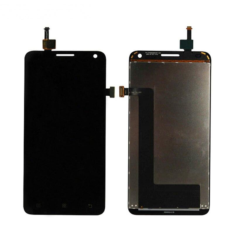 imágenes para Para lenovo s580 pantalla lcd de pantalla táctil digitalizador para lenovo s580 android 5.0 pulgadas touch panel de reparación celular