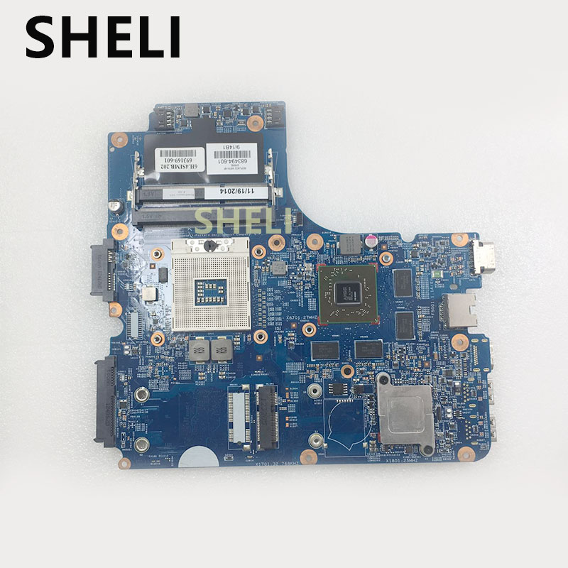SHELI FOR HP 683494-601 Free shipping 4440s 4441s 4740s 4540s motherboard HM76  HD7650M/2GB laptop motherboard fully testedSHELI FOR HP 683494-601 Free shipping 4440s 4441s 4740s 4540s motherboard HM76  HD7650M/2GB laptop motherboard fully tested