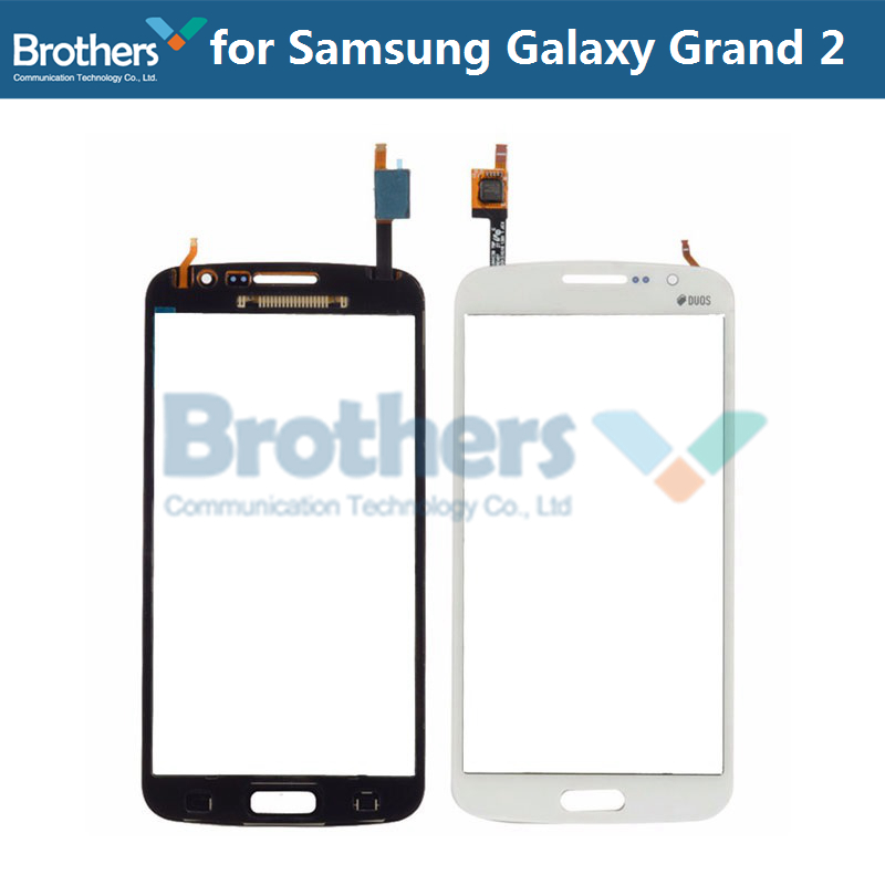 Touch Screen Digitizer For Samsung Galaxy Grand 2 G7102 G7105 G7106 Touch Screen Front Touch Glass Sensor For Samsung G7201 AAA image