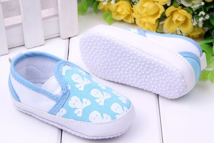Baby First Walkers Baby Shoes Soft Bottom Non-slip Indoor Toddler Shoes for Kids