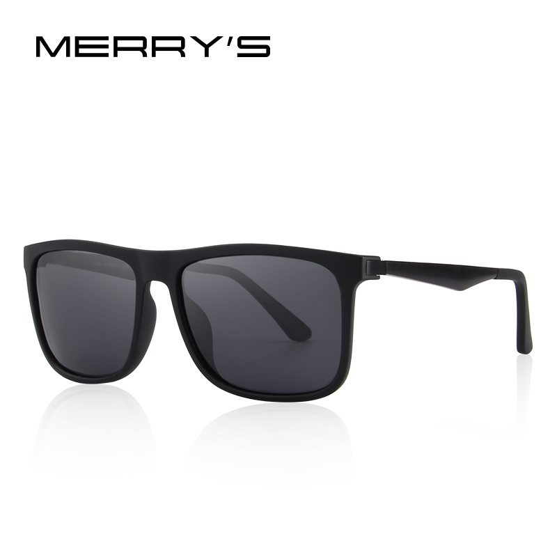 Polarized Square Sunglasses Fashion