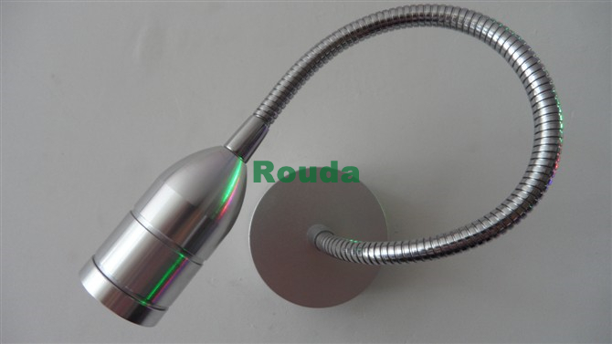 plumbing hose lighting 3w spotlight taiwan led chips epistar 110-120lm/w high quality