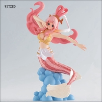 WSTXBD BANPRESTO Original One Piece OP World Figure Colosseum BWFC SC Princess Shirahoshi PVC Figure Toys Figurals Dolls Vol.05