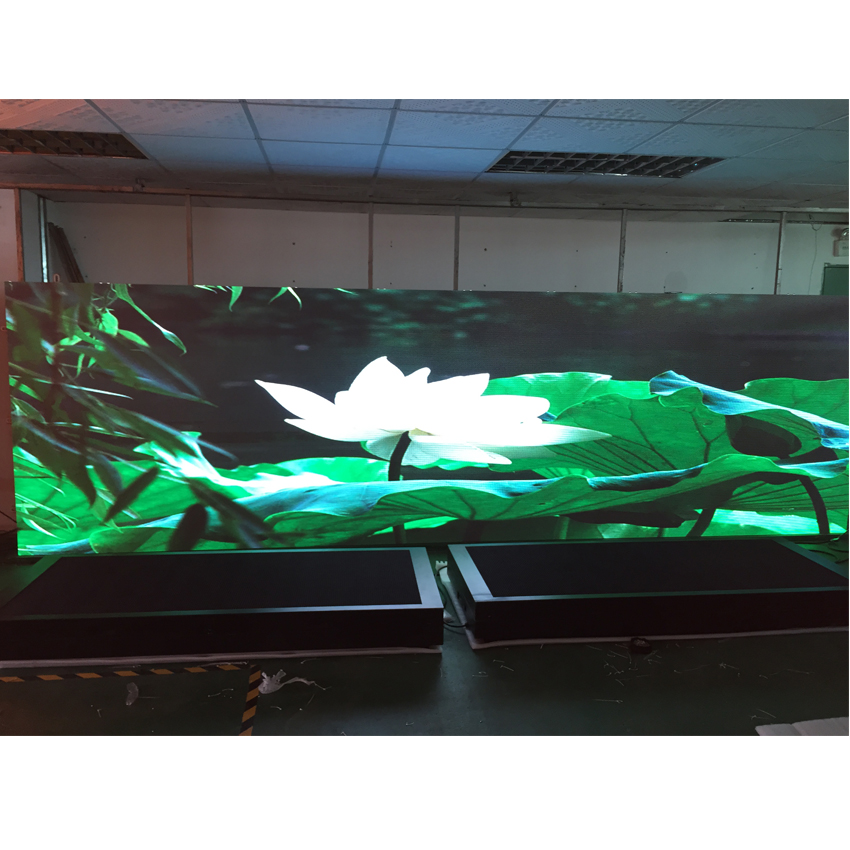 P4 Led Display 512x512mm Die Casting Aluminum Cabinet SMD2121 Indoor RGB Full Color Led Screen For Advertising Billboard Rental