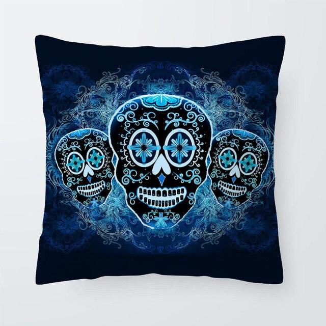 Skull Cushions 6
