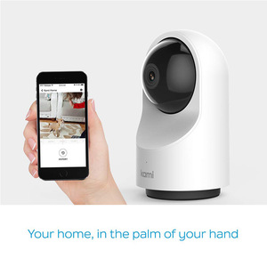Image 3 - Kami Full HD Wifi Indoor Security Camera, 1080P IP Cam Motion Tracking Home Monitor System Privacy Mode 6 months Free Cloud