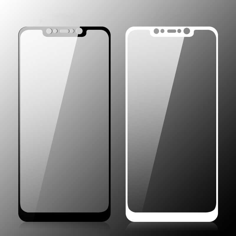 Глобальная версия Защитное стекло для xiaomi pocophone f1 mi 8 a2 lite a1 mi 8 Стекло redmi note 5 плюс 5a 6 pro 6A крышка пленки Sklo