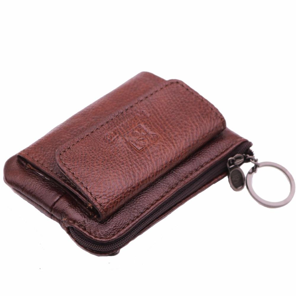 70529d034a56 Genuine Leather Wallet Women Card Holder Small Wallets Coin Purse Female  Multi Function Slim Wallet Key. sku  32816613548