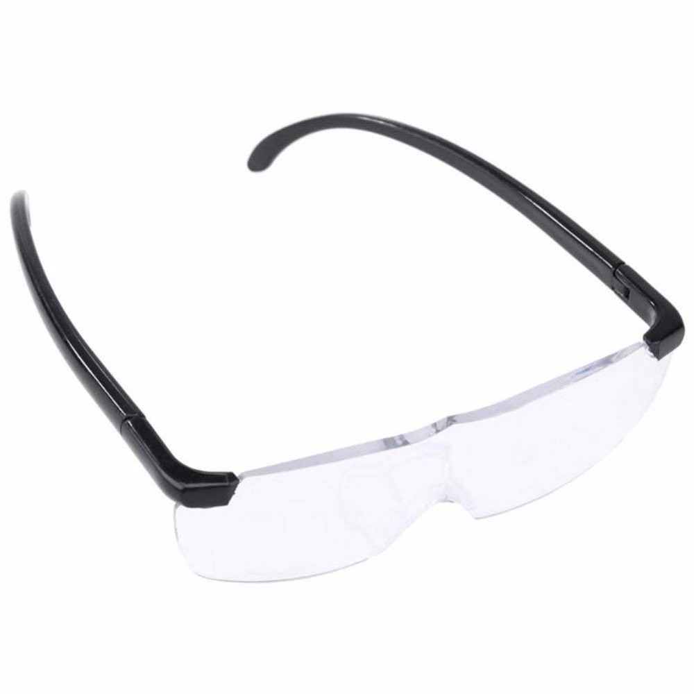 11e1ad7bb8d5 250 degrees Pro Magnifying Presbyopic Glasses Eyewear 160% Magnification  Portable Gift Magnifying glasses