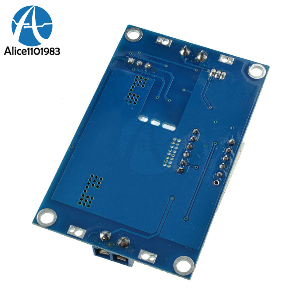 Ltc1871 100w Dc 3 35v To 35 Boost Step Up Module Led Voltmeter Power 1 X 12v Supply