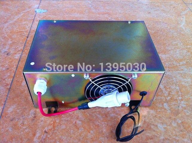 110V Or 220V Power Source 60W Co2 Laser Cutting Laser Power