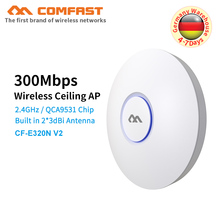 comfast 4pcs 5.8G 300Mbps outdoor CPE wireless bridge wifi repeater 3-5KM Signal