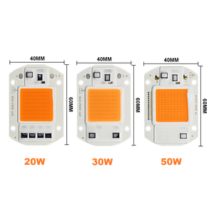 Image 3 - COB LED Grow Chip Phyto Lamp Full Spectrum AC220V 110V 20W 30W 50W 70W For Indoor Plant Seedling Grow and Flower Growth Fitolamp
