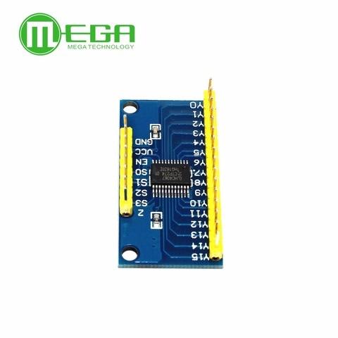 10PCS Smart Electronics CD74HC4067 16-Channel Analog Digital Multiplexer Board Module Karachi