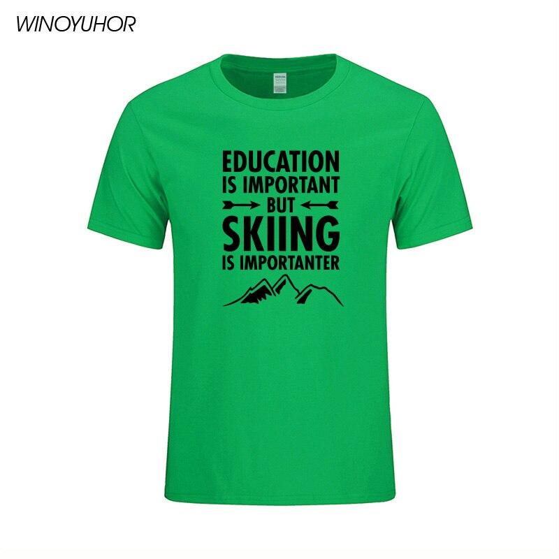 Izobraževanje je pomembno, vendar so pomembne črke, natisnjene 100% - Moška oblačila - Fotografija 5