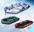 Резиновые лодки надувные байдарки рыболовное судно надувные ламинированные износостойкие пвх лодки для 3 ~ 4 человек С завода цена