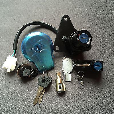 Motorcycle Fuel Gas Tank Cap And Lock For YAMAHA VIRAGO VSTAR XV250 XV125 XV535