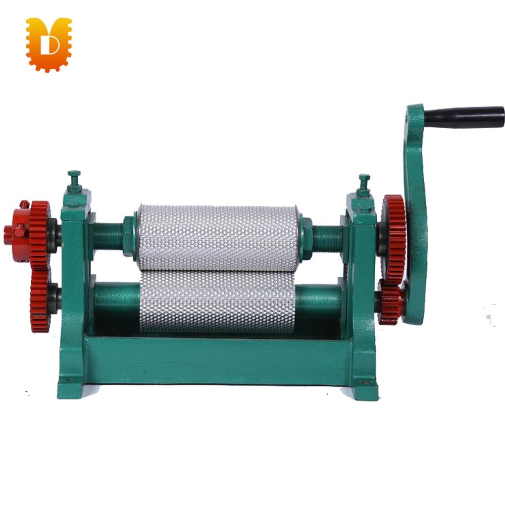 manual 195mm beeswax foundation machine / beeswax foundation sheet machine