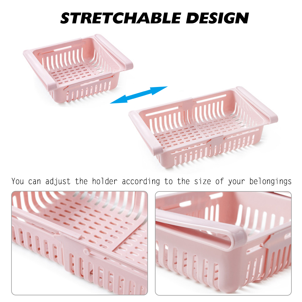 Adjustable Storage Basket