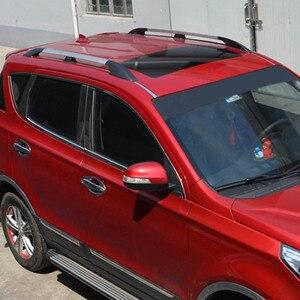 Image 3 - Auto symulacja panoramiczny szyberdach naklejki samochodowe pcv spersonalizowane naklejki wodoodporne akcesoria zewnętrzne naklejki do stylizacji samochodów