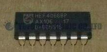 Free Shipping One Lot 10 PCS HEF4066BP DIP-14 HEF4066 4066 CD4066 NEW IC  Integrated Circuits