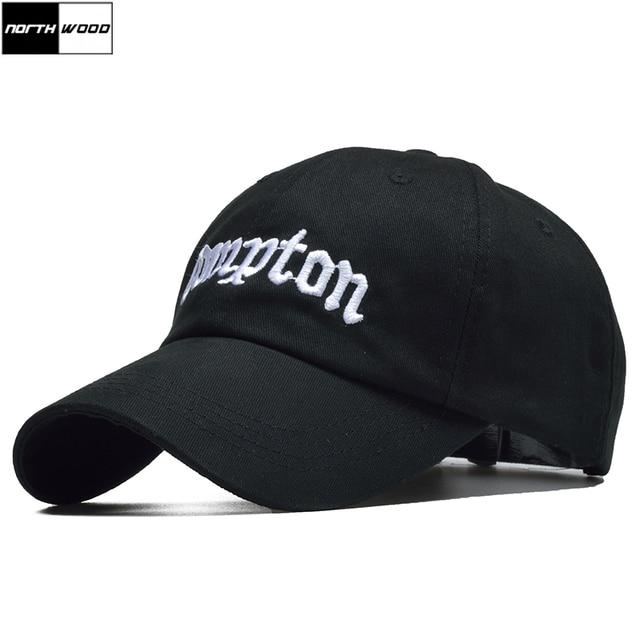 67ff555d5d0  NORTHWOOD  High Quality Cotton Baseball Cap Men Women Dad Hat Compton Hip  Hop Casquette